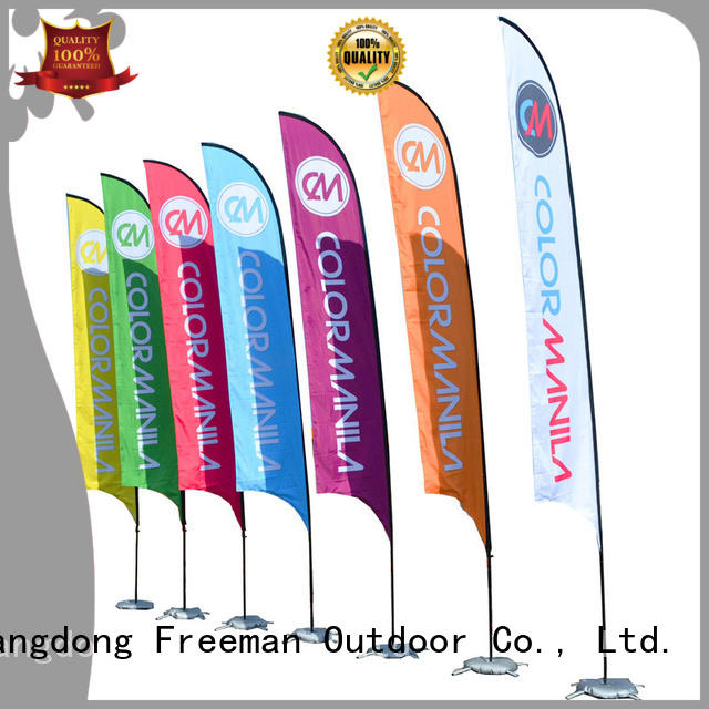 FeaMont resistance feather flag banners wholesale for sports