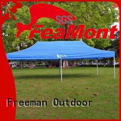 advertising tent folding