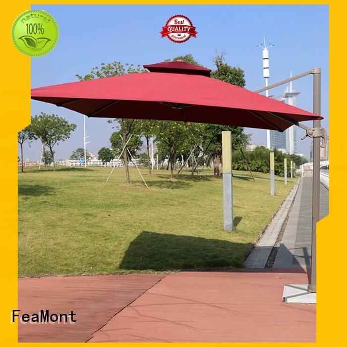 FeaMont base garden umbrella cancopy for sporting