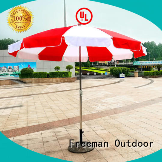 FeaMont umbrella 8 ft beach umbrella supplier for sports