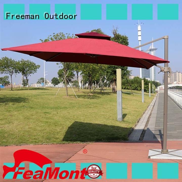 FeaMont stable garden umbrella cancopy for trade show