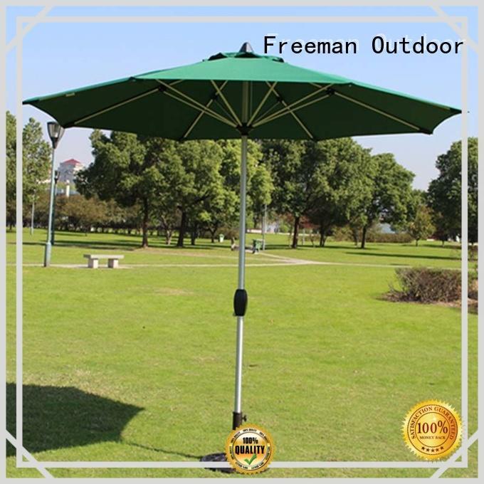 FeaMont grey garden umbrella type for event