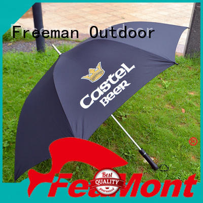 FeaMont fine- quality summer umbrella long-term-use for disaster Relief