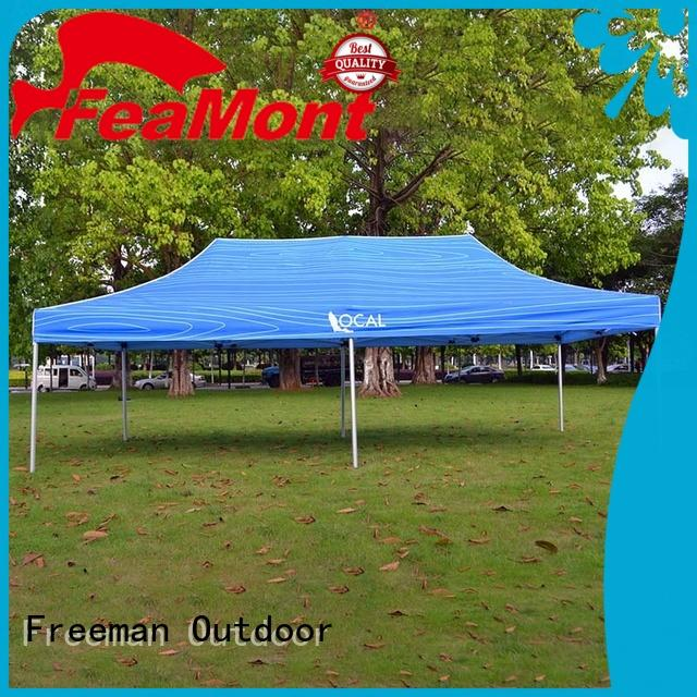 FeaMont industry-leading lightweight pop up canopy widely-use for outdoor activities