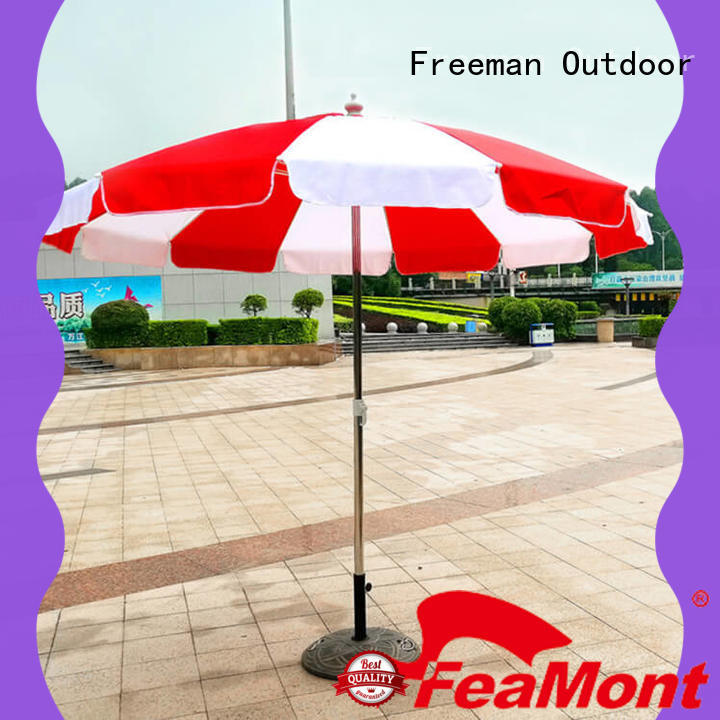 FeaMont affirmative wind resistant beach umbrella experts