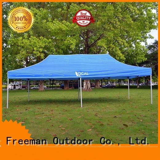 FeaMont designed display tent solutions for sporting
