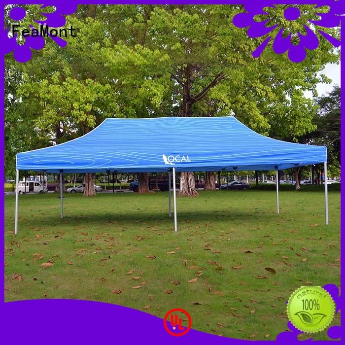 FeaMont designed 10x10 canopy tent popular for sporting