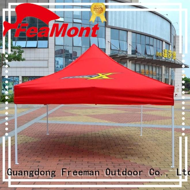 FeaMont exhibition gazebo tent China for camping