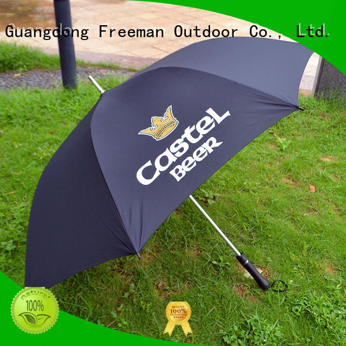 FeaMont golf cute umbrellas for outdoor exhibition