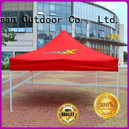 FeaMont environmental gazebo tent in different color for camping