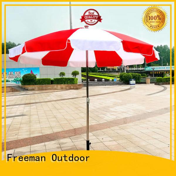 FeaMont inch beach parasol type in street