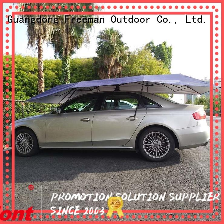 FeaMont car automatic car umbrella wholesale for advertising
