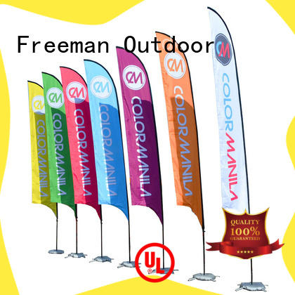 FeaMont flag banners price in beach