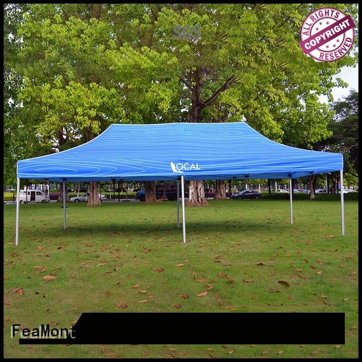 exhibition trade show tent certifications for trade show FeaMont