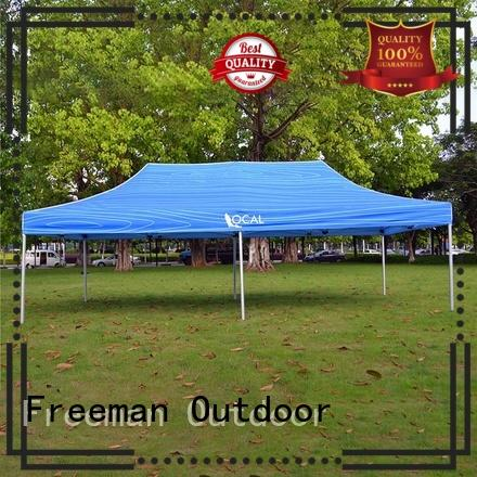 FeaMont show easy up canopy wholesale for disaster Relief