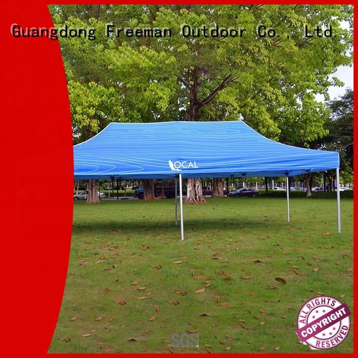 FeaMont outstanding outdoor canopy tent in different shape for engineering