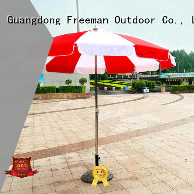 FeaMont outdoor sun umbrella widely-use for wedding