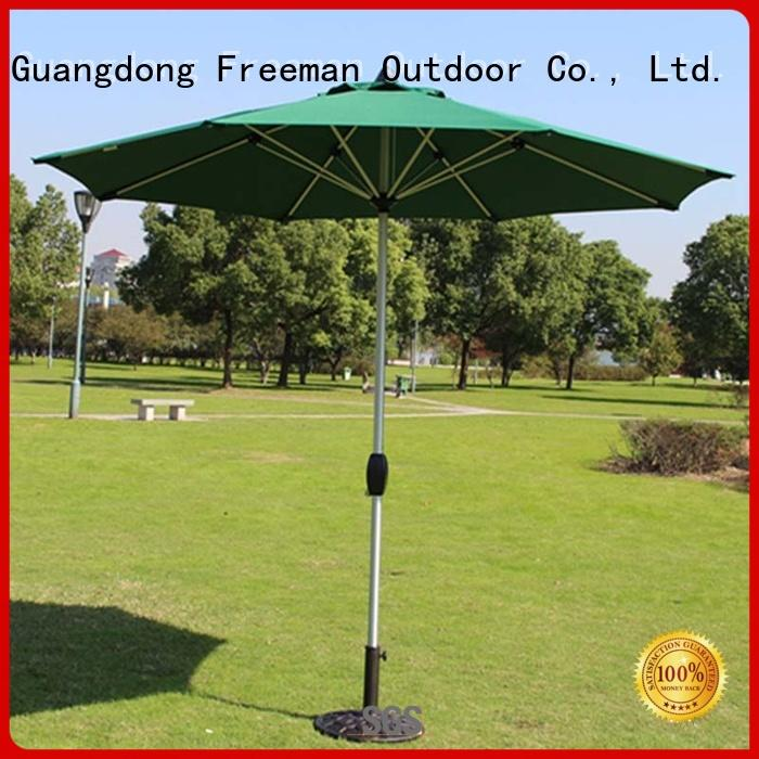 stable outdoor garden umbrella for sporting FeaMont