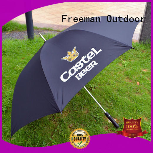 FeaMont pongee cool umbrellas experts for camping