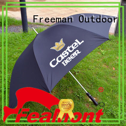FeaMont quality Gift umbrella long-term-use for outdoor exhibition