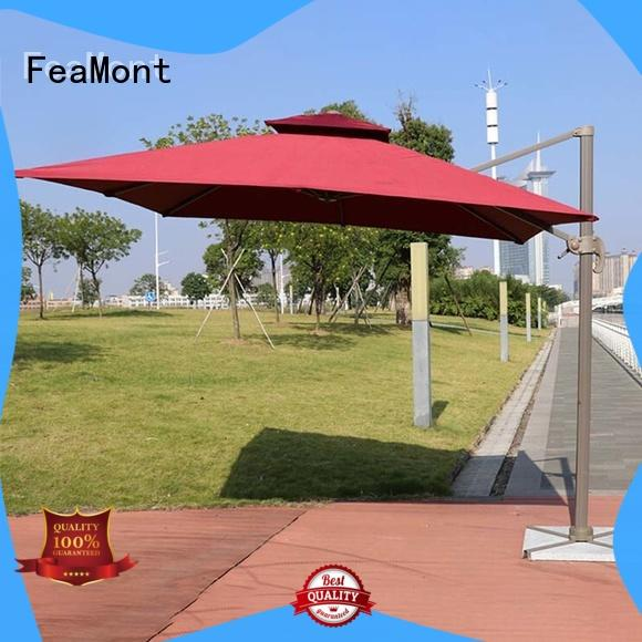 FeaMont newly grey garden umbrella wholesale for sporting