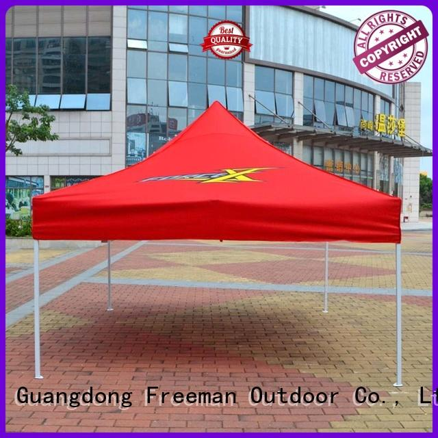 comfortable gazebo tent tube in different color for advertising