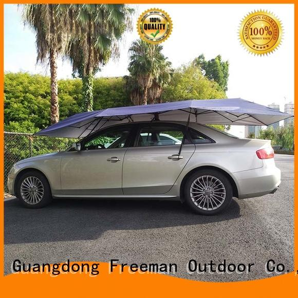 FeaMont density automatic car umbrella certifications for advertising