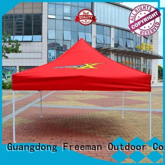 FeaMont show lightweight pop up canopy widely-use for outdoor exhibition