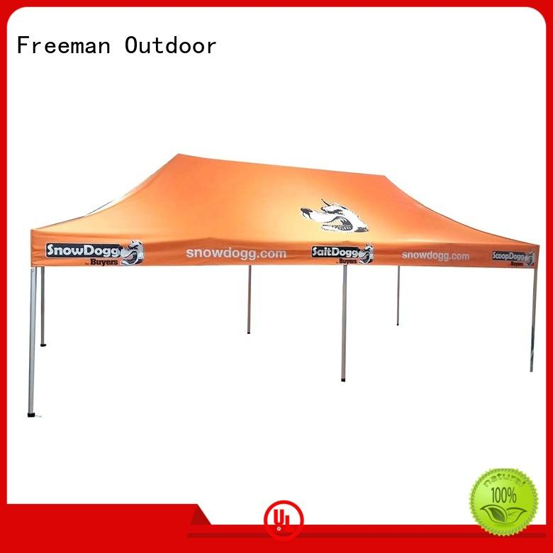FeaMont best event tent in different shape for sports