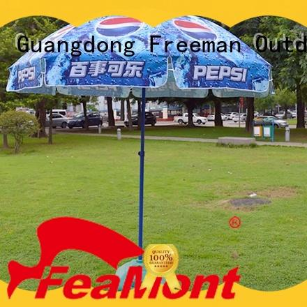 9 ft beach umbrella highstrong for advertising FeaMont