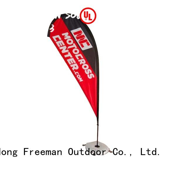 stable flag printing feather for-sale in street