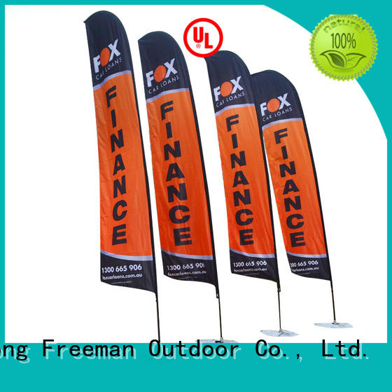 FeaMont feather event flag in different color for engineering