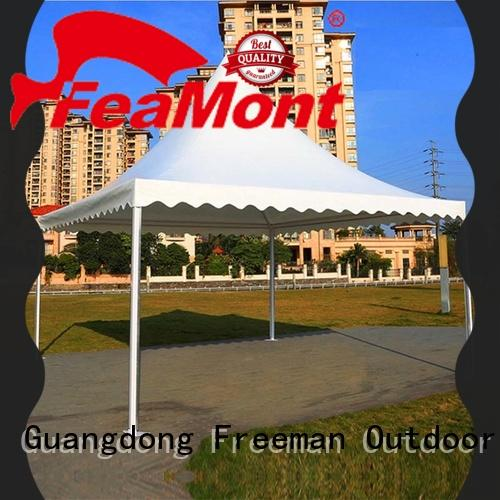 FeaMont customized event tent in different color for advertising