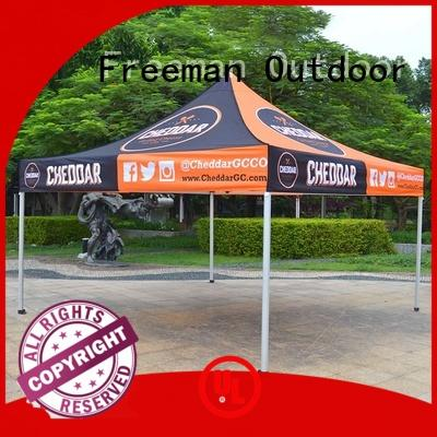 FeaMont aluminium pop up canopy tent widely-use for outdoor activities