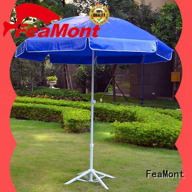 FeaMont umbrellas beach parasol marketing for party