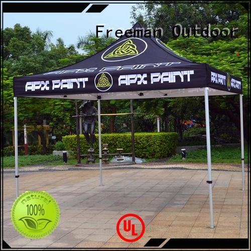 FeaMont easy up canopy can-copy for outdoor exhibition
