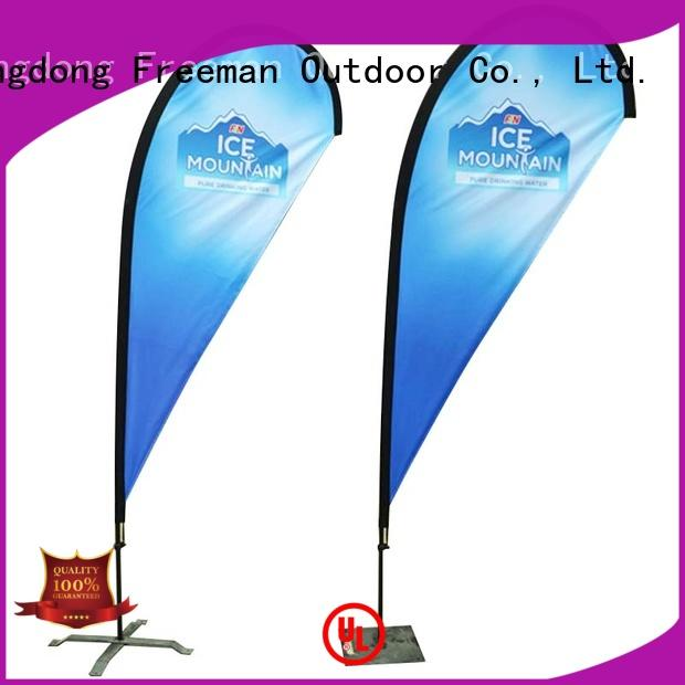 FeaMont advertising custom advertising flags cancopy for advertising