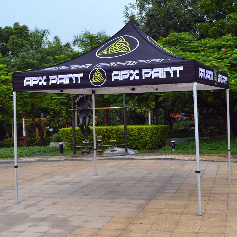 FeaMont nylon pop up canopy tent in different shape for advertising-1