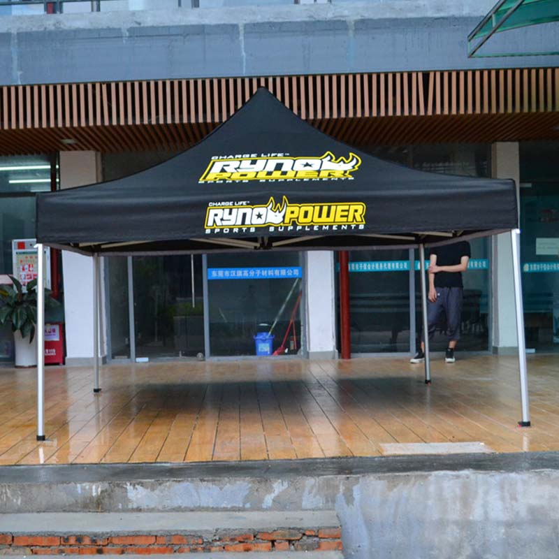 printed 10x10 canopy tent advertising widely-use for trade show-2