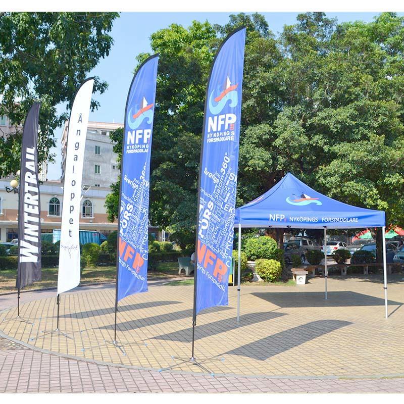 Outdoor Promotional Advertising Pop-up Folding Gazebo Tent