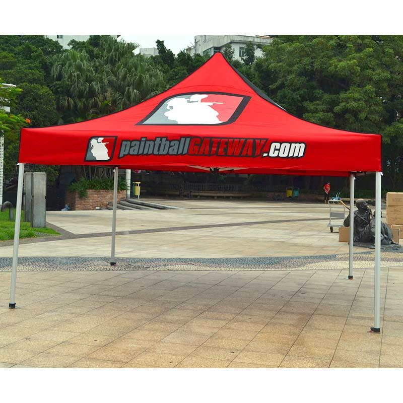 Custom Color Printing Promotion Outdoor Canopy Tent