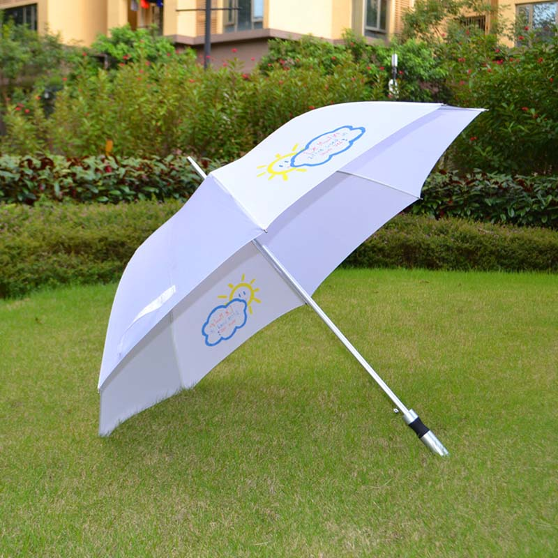 FeaMont handle canvas umbrella supplier for party-1