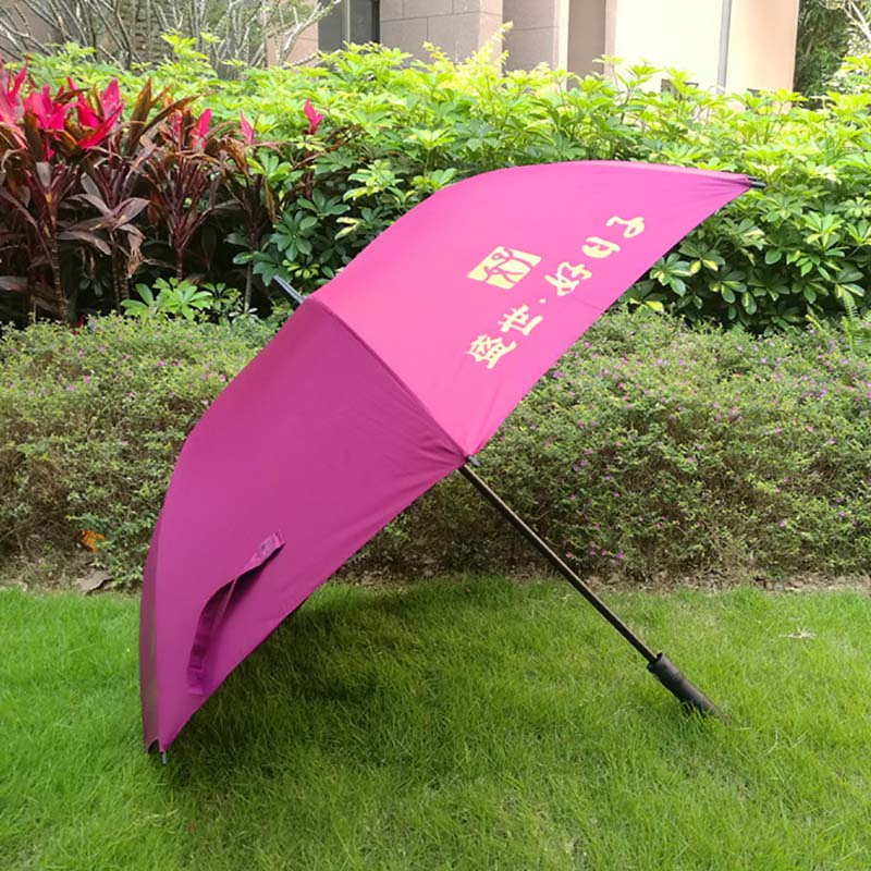 outdoor golf umbrella advertising constant for exhibition-1