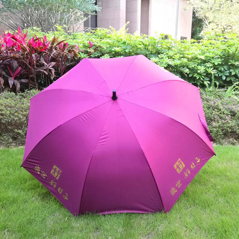 outdoor golf umbrella advertising constant for exhibition-2