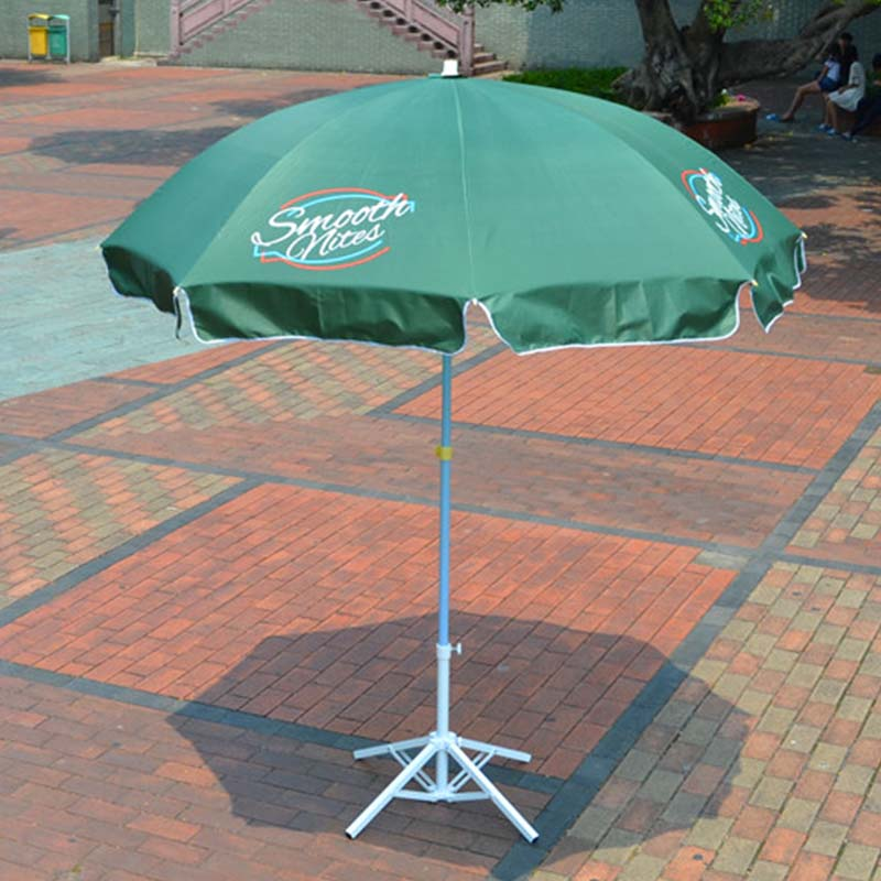 newly big beach umbrella advertising marketing for sports-1