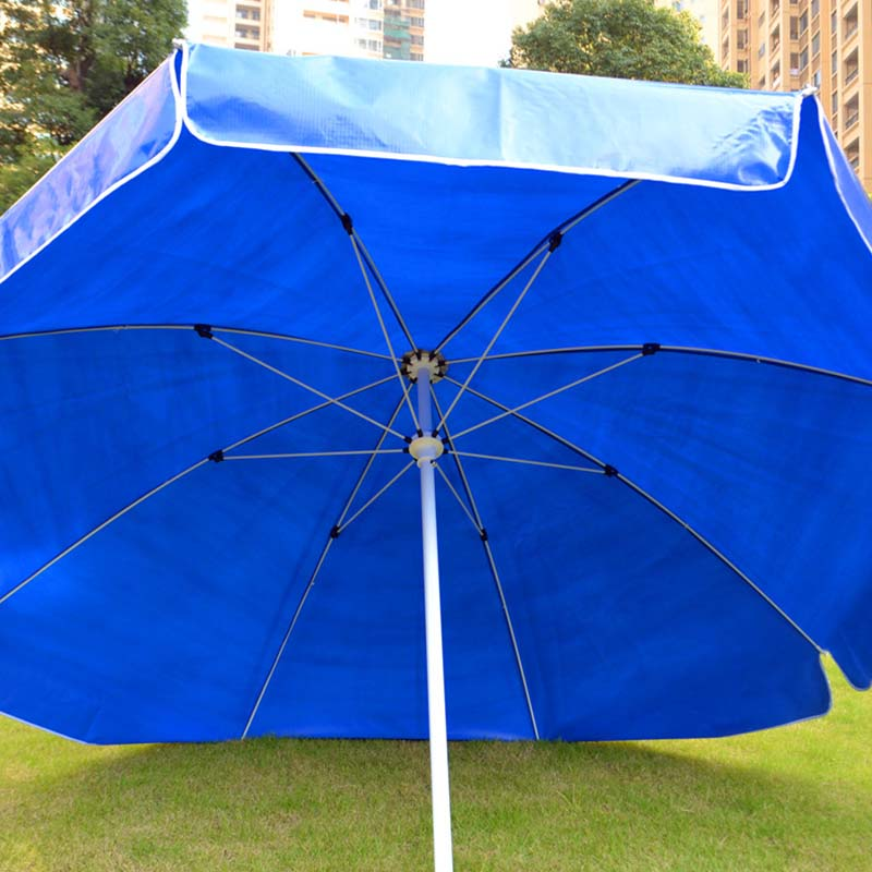 FeaMont garden big beach umbrella effectively for advertising-2