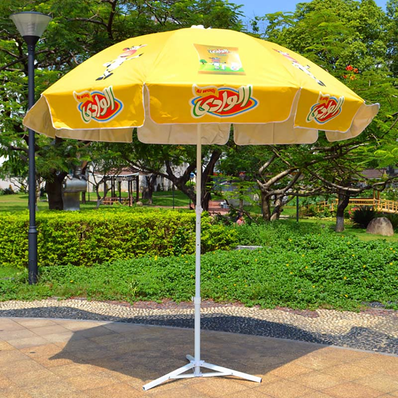 garden large beach umbrella frame for party FeaMont-1