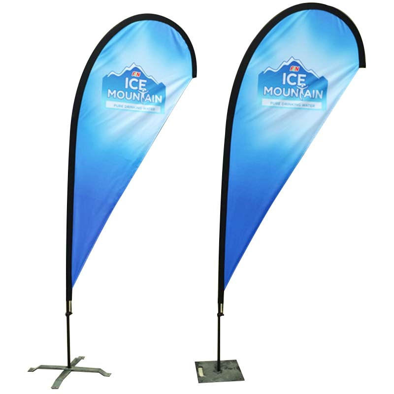 FeaMont fiberglass event flag certifications for outdoor exhibition-1