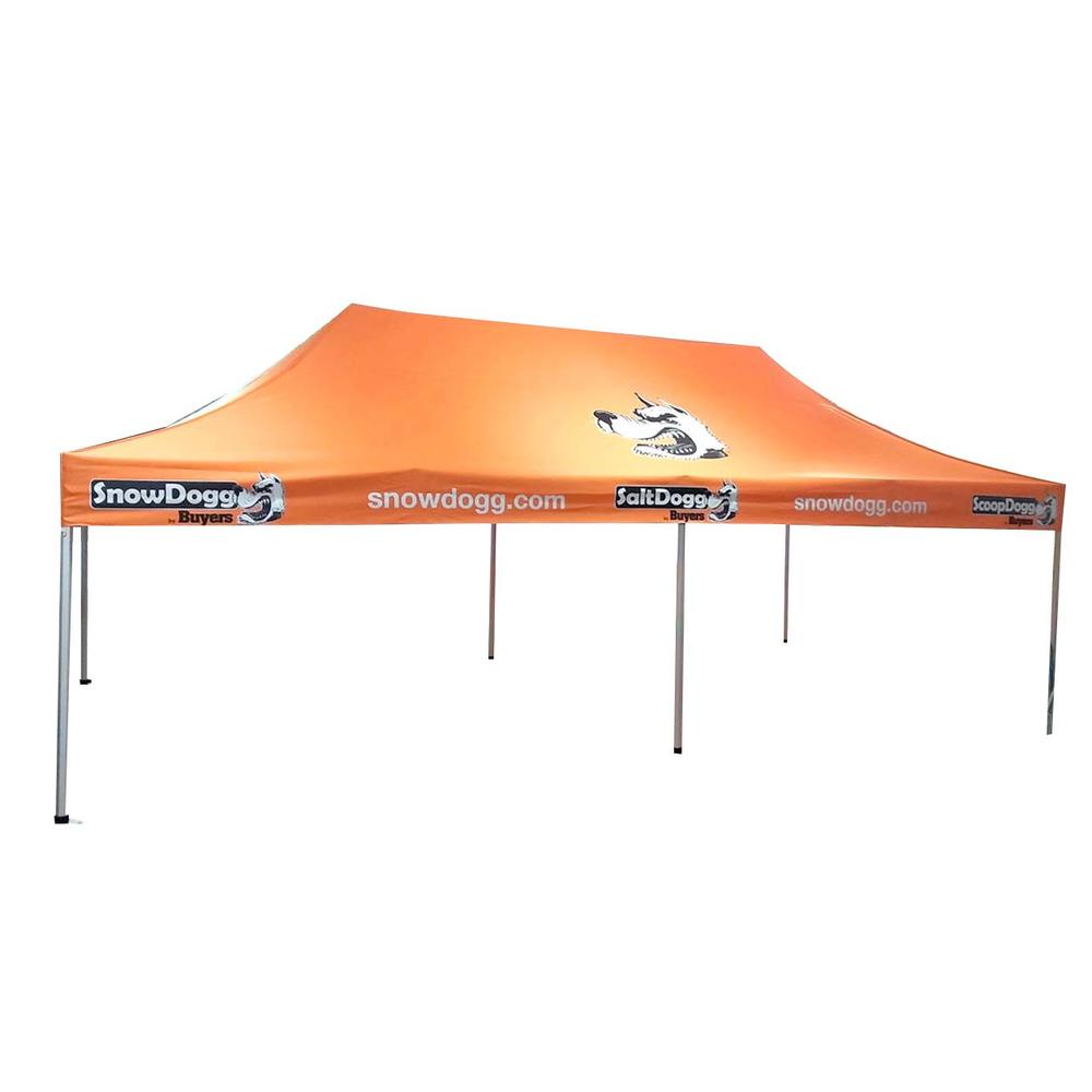 40Mm Aluminium Tube Advertising Exhibition 3*6 M Tent