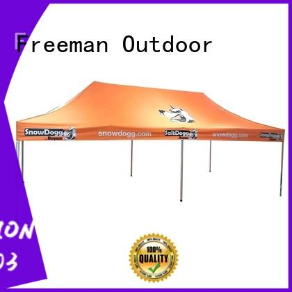 FeaMont show display tent certifications for sports